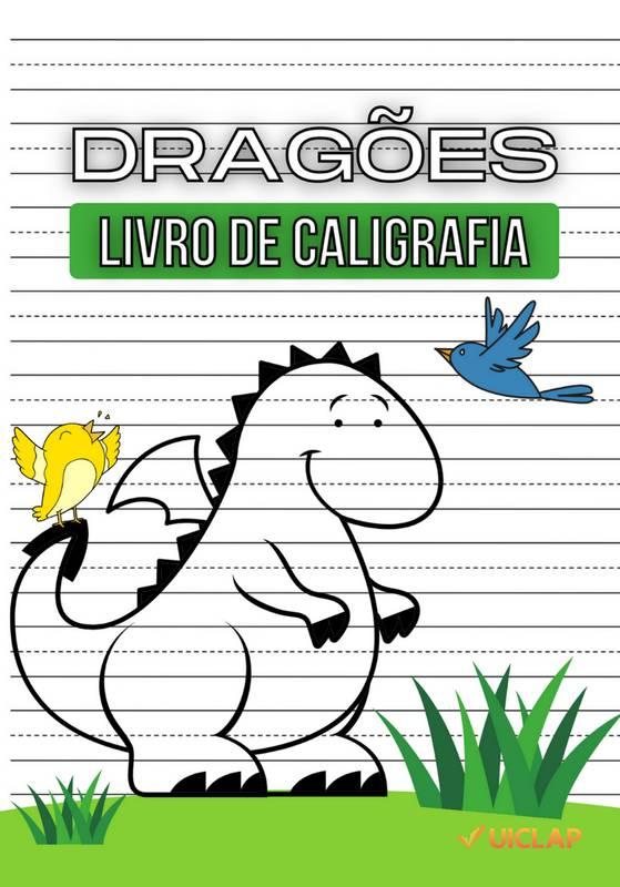 Livro de Caligrafia Infantil
