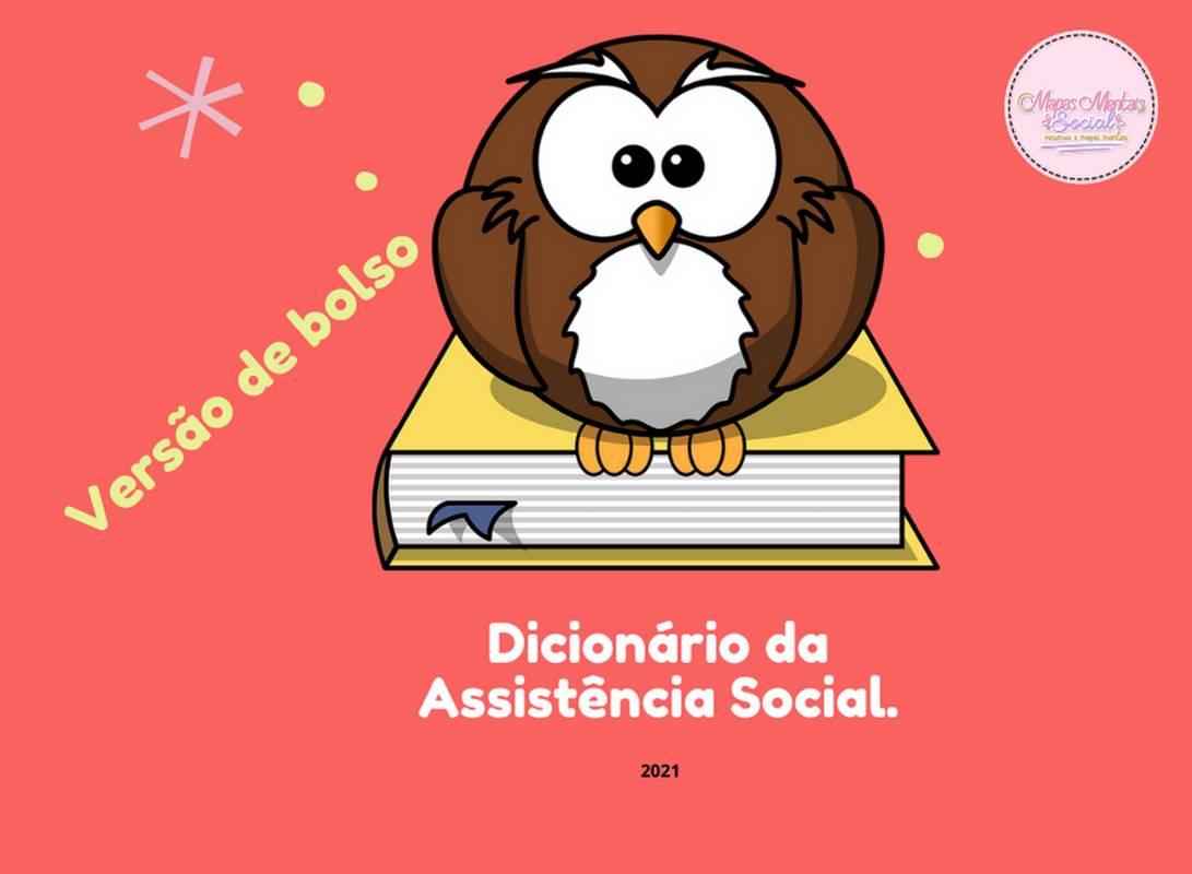 Dicionário da Assistência Social- Versão de bolso