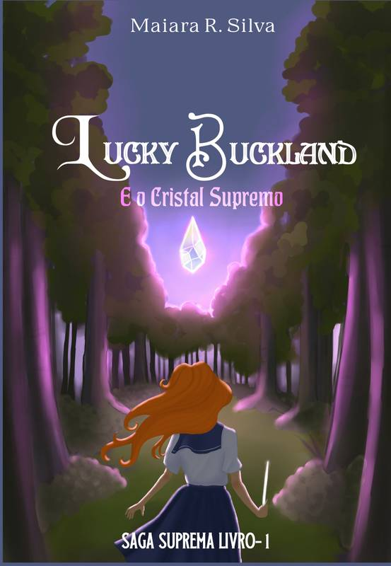 Lucky Buckland eo Cristal Supremo