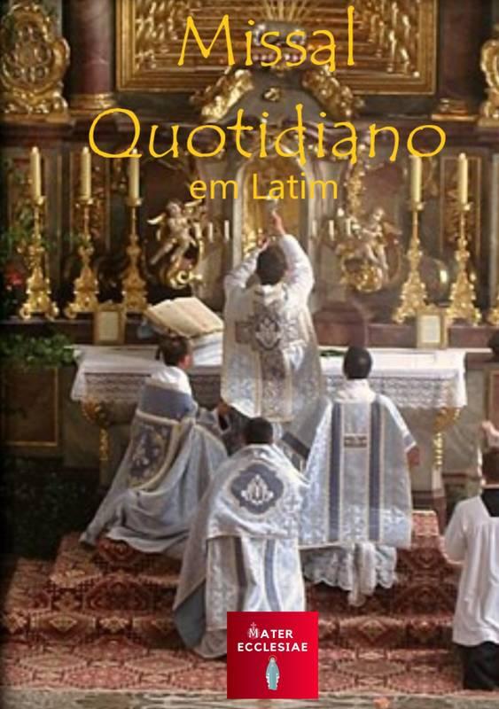Missal Quotidiano Latim-Português
