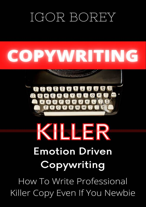 Killer - Emotion Driven Copywriting