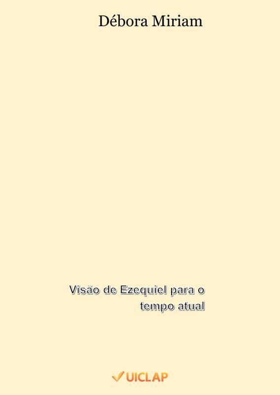 Livro de Ezequiel para o tempo atual