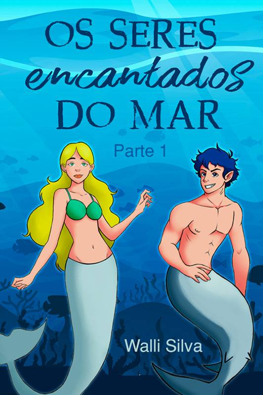 Os Seres Encantados do Mar