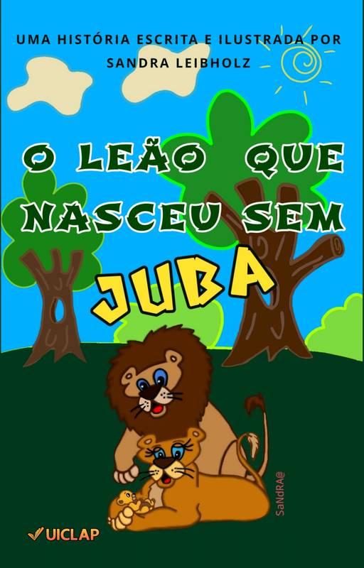 O LEÃO QUE NASCEU SEM JUBA