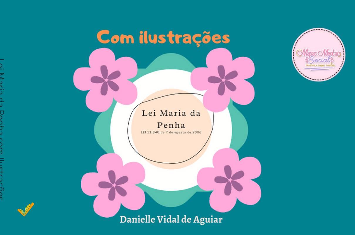 Lei Maria da Penha com Ilustrações