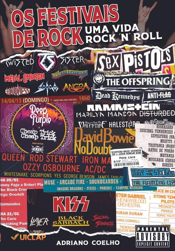 Os Festivais de Rock
