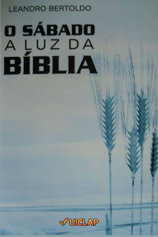 O Sábado à Luz da Bíblia