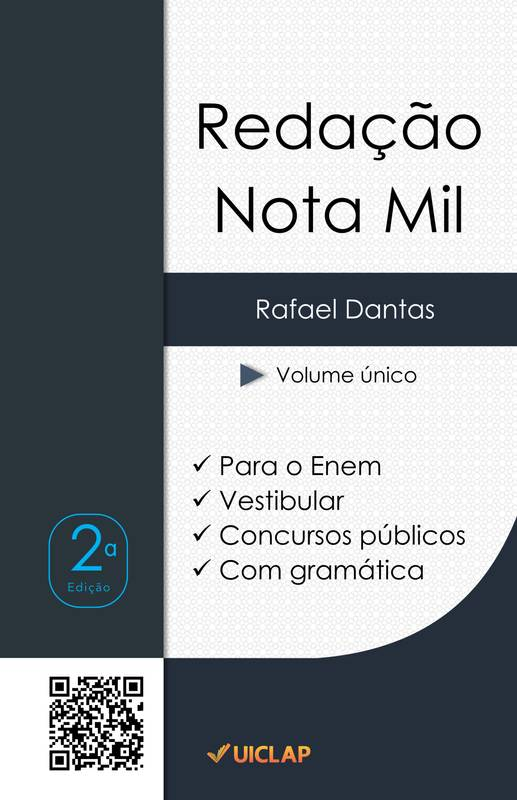 Redação Nota Mil - 2ª Edição