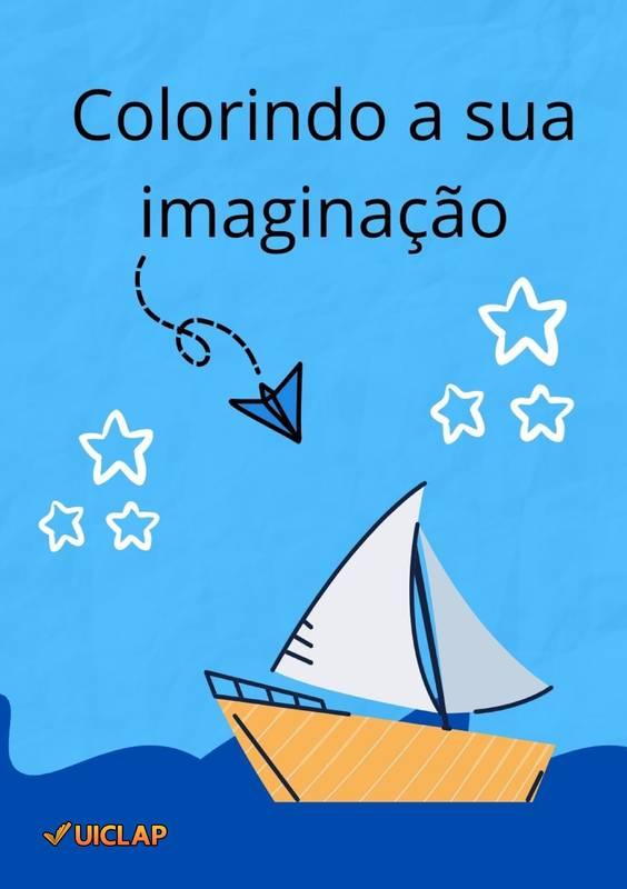 COLORINDO A SUA IMAGINAÇÃO