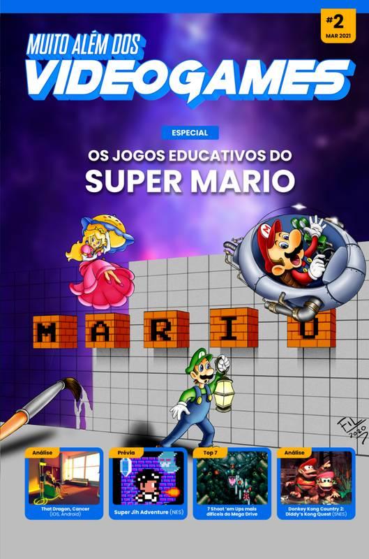 Revista Muito Além dos Videogames 2