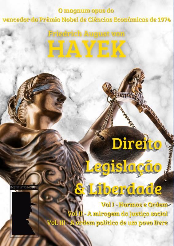 Direito, Legislação & Liberdade