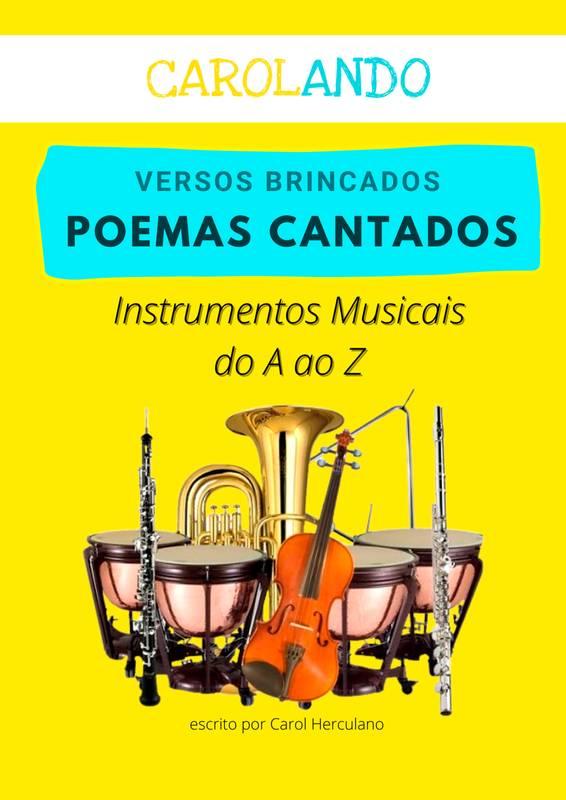 Instrumentos Musicais do A ao Z