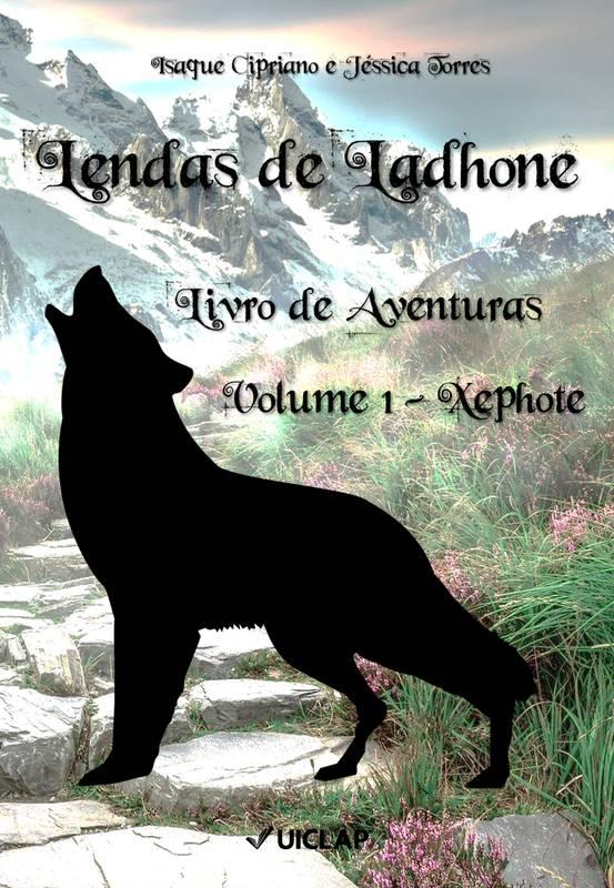 Lendas de Ladhone - Livro de Aventuras