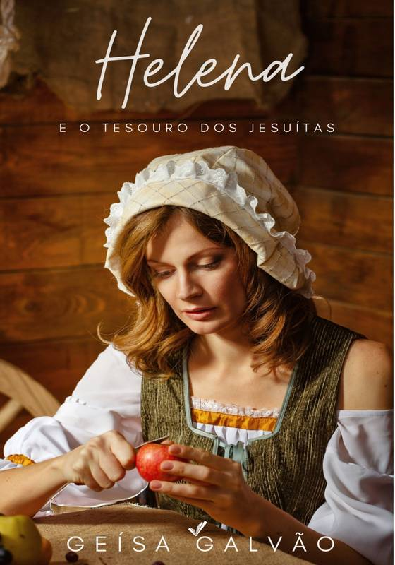 Helena e o Tesouro dos Jesuítas