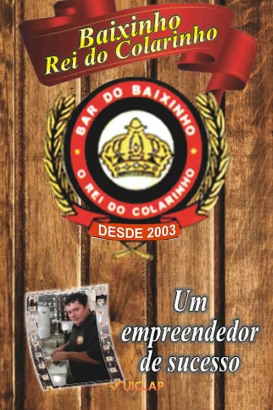 BAIXINHO REI DO COLARINHO