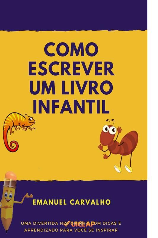 COMO ESCREVER UM LIVRO INFANTIL