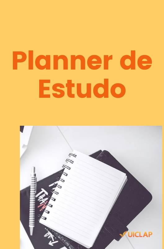 Planner de Estudo