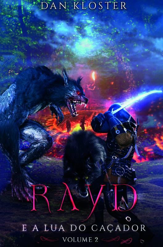Rayd e a lua do caçador volume 2