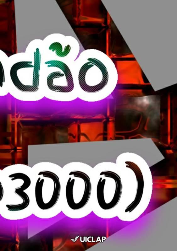X3Verso - Fundão (ano3000)