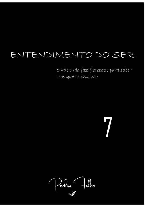 ENTENDIMENTO DO SER