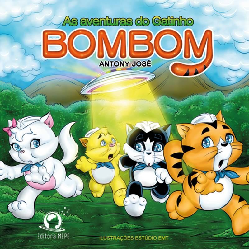 AS AVENTURAS  DO GATINHO  BOMBOM