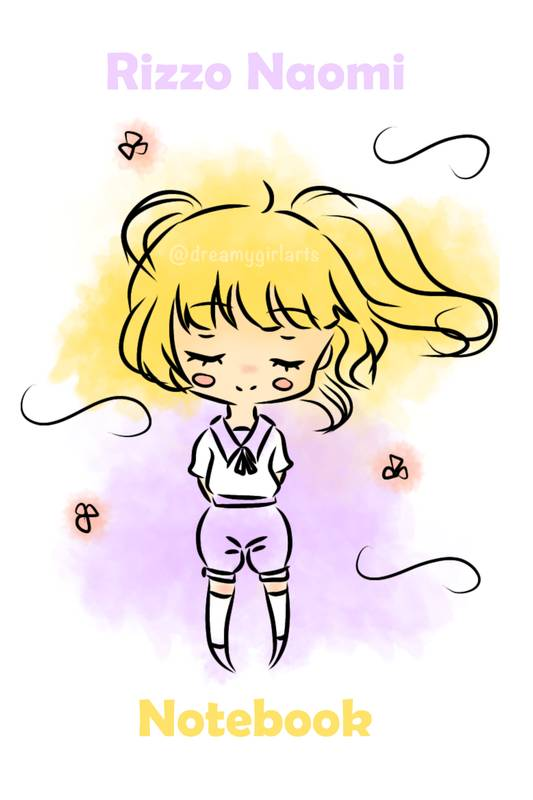 Caderno dreamygirlarts: Bonnie, A Garota perdida. Naomi