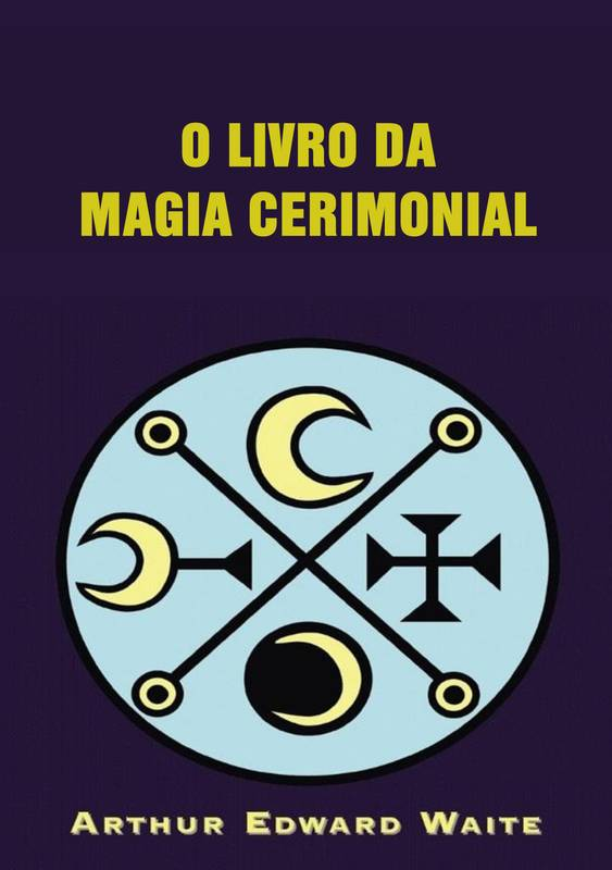 livro de magia cerimonial