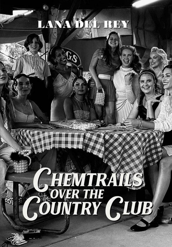 Chemtrails over the Country Club – Lyric Book
