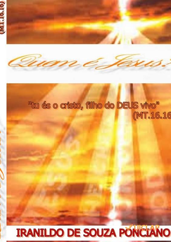 QUEM E JESUS