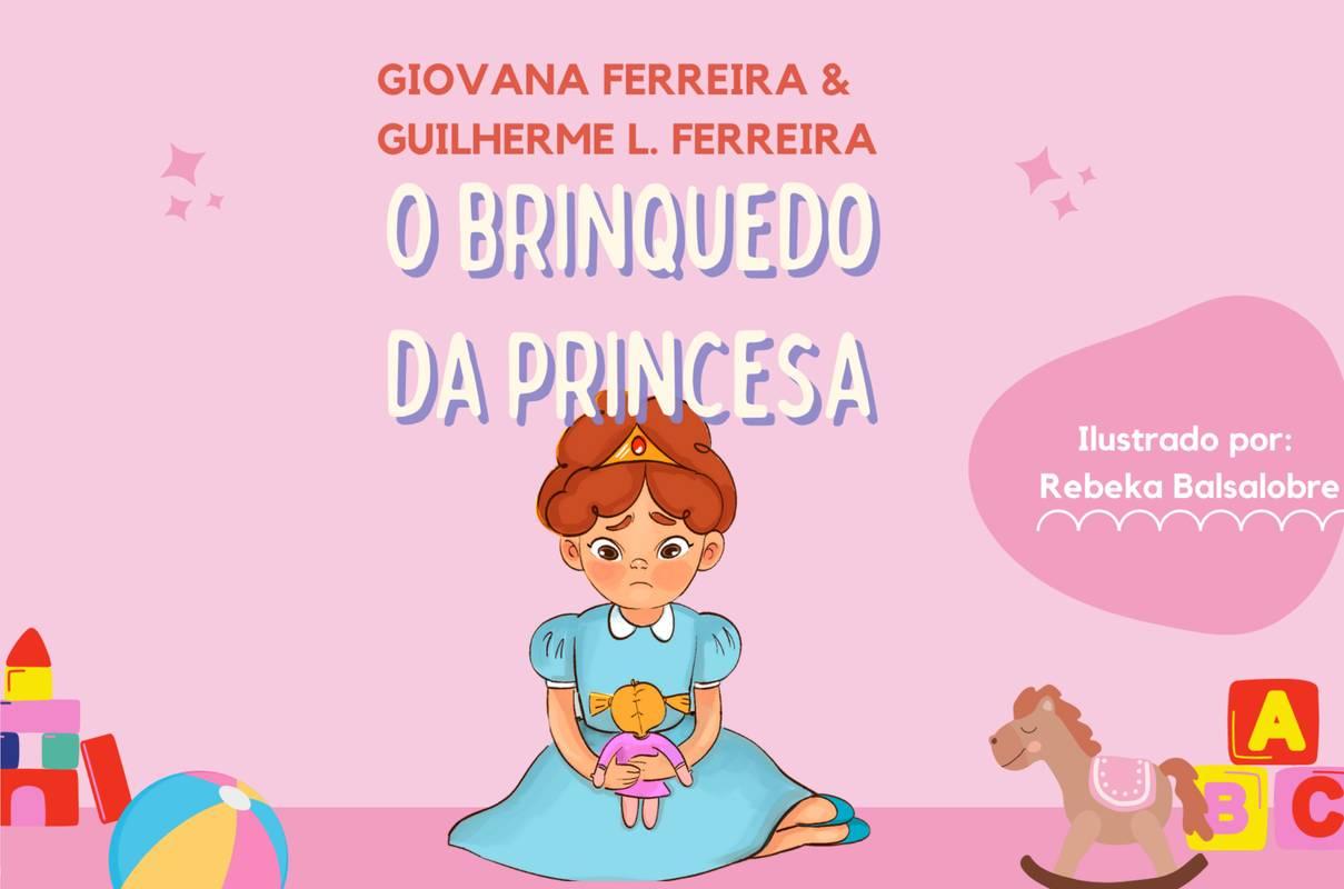 O BRINQUEDO DA PRINCESA
