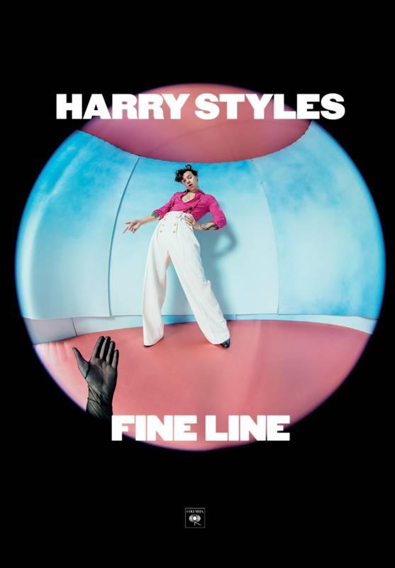 Fine Line - Lyric Book