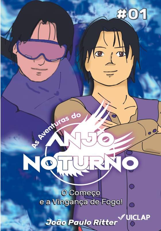 Anjo Noturno Volume 01