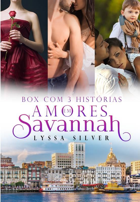 BOX - Amores em Savannah