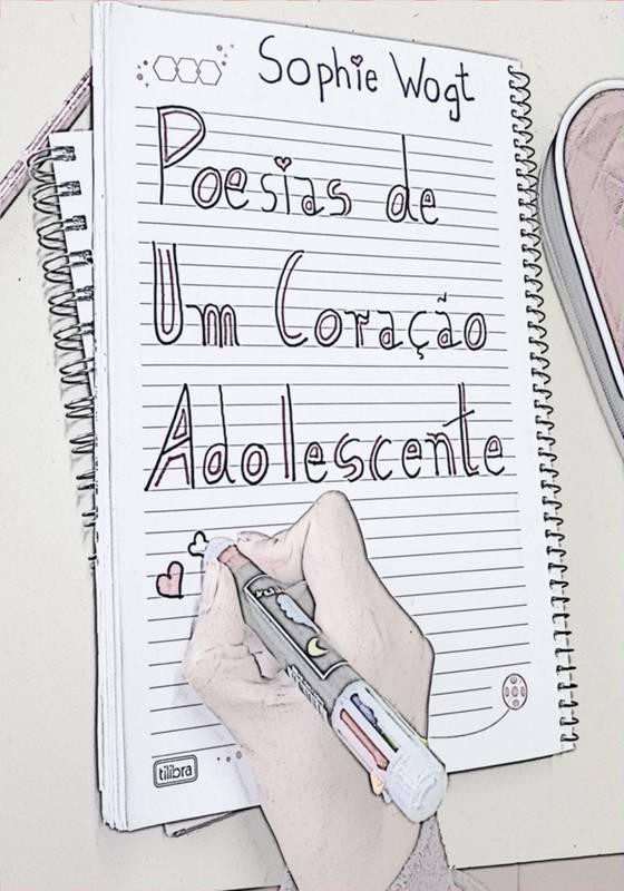 Poesias de um Coração Adolescente