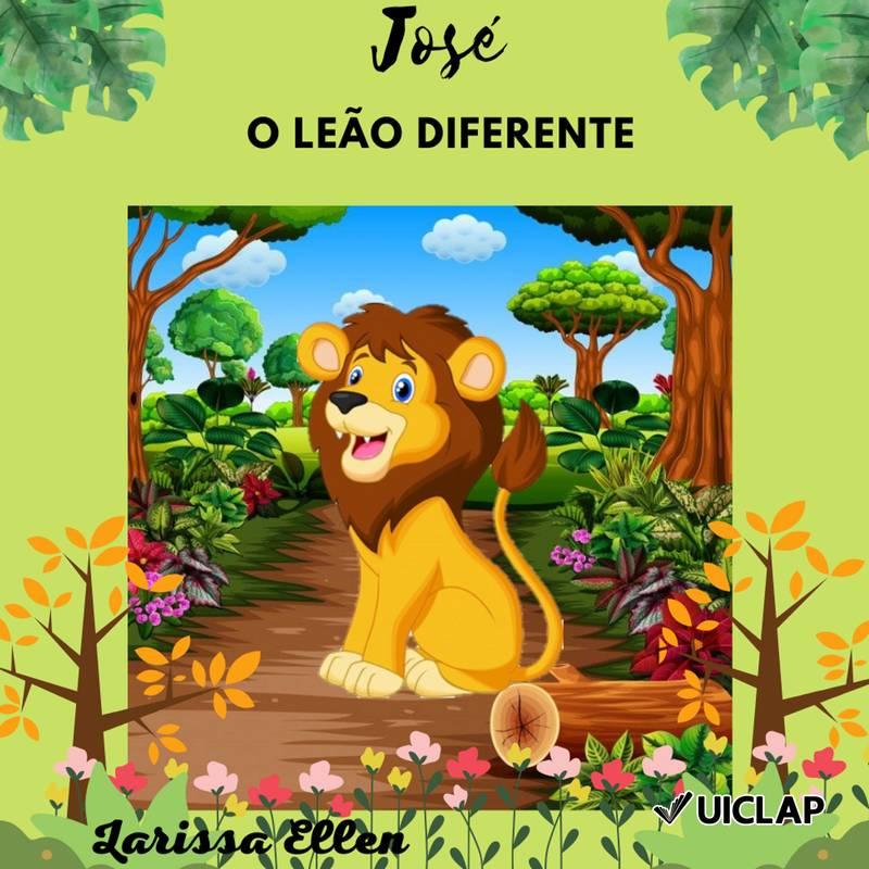 José, o leão diferente