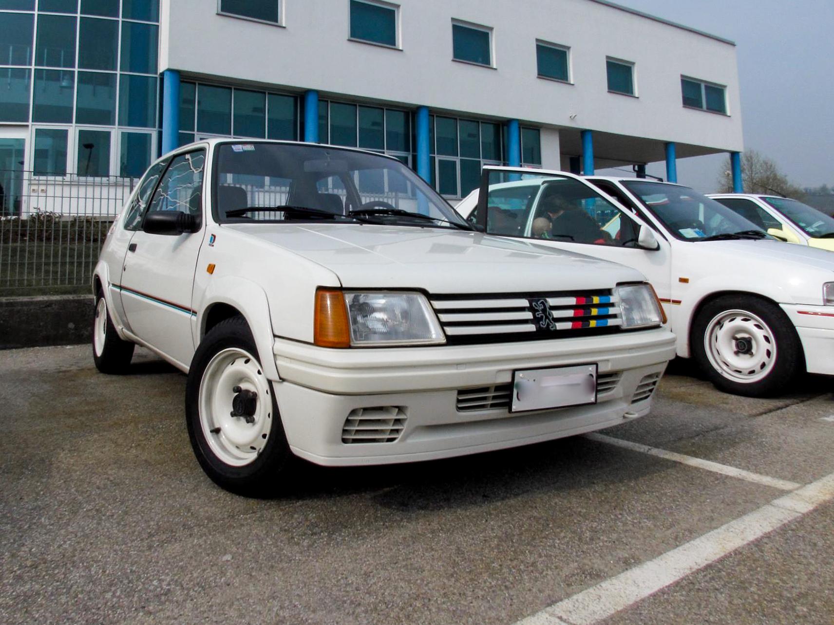 205 Rallye