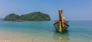 Qué ver en Krabi, el sur de Tailandia