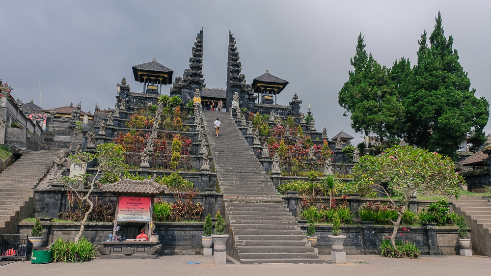 Templo Besakih - Bali