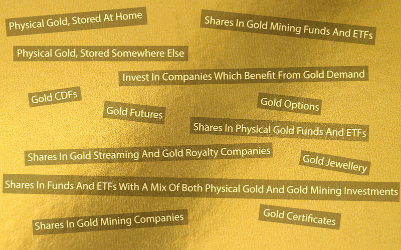 Gold questions