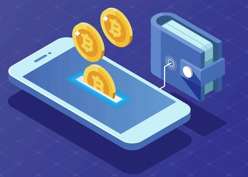 Bitcoin Wallet/Plånbok