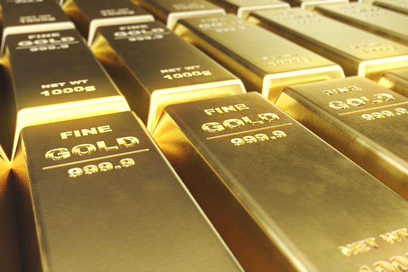 Guld hos tredje part