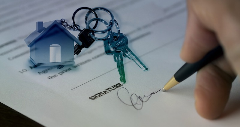 Köp av bostad