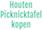 Houtenpicknicktafelkopen.nl