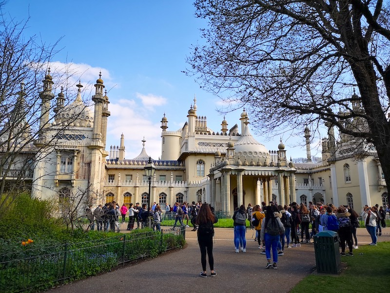 Le Brighton Pavilion