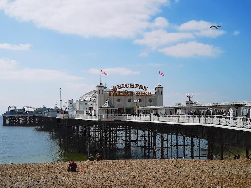 Le Brighton Pier