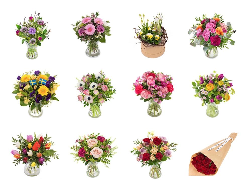 skicka blommor rabattkod