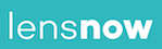 LensNow logotyp