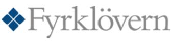 Fyrklövern logotyp
