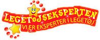 Legetøjseksperten logotyp