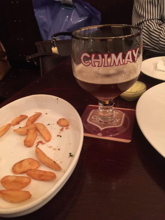 ベルギービール専門店 Antwerp Six アントワープ シックス 銀座
